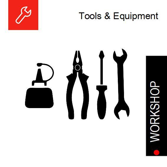 Werkzeuge & Equipment