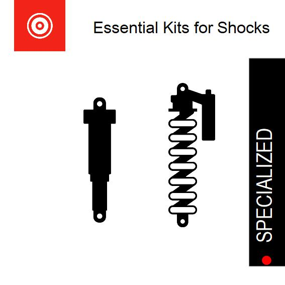 Essential Kits passend für Specialized