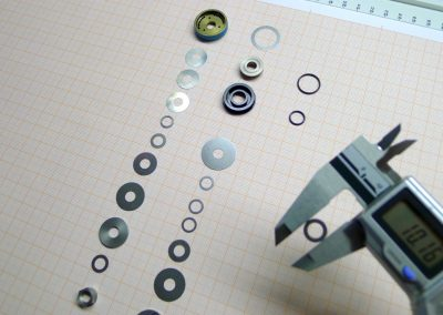 Shimstack-Tuning: Beshimmung Vermessen